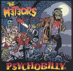Bop-Pills The Meteors Psychobilly