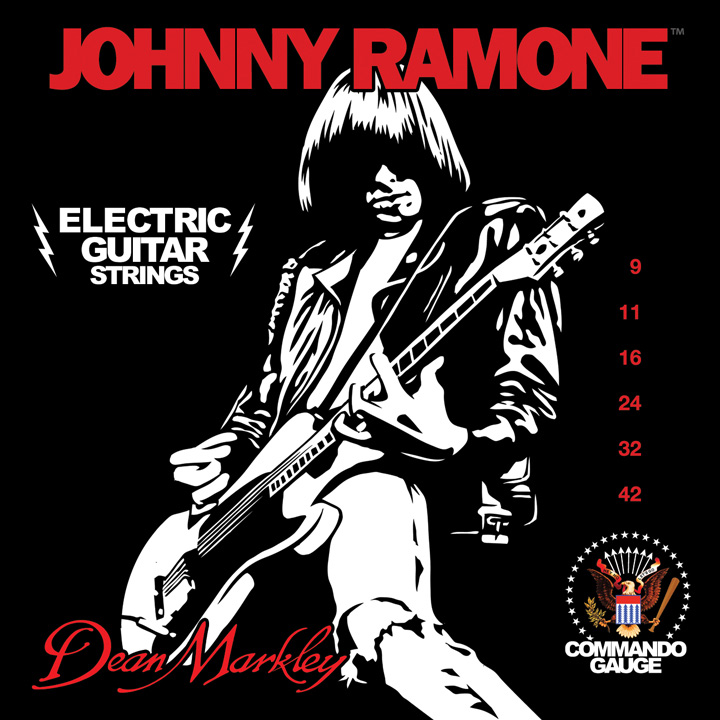 JoHNNy RaMoNe 1/2 : JoHNNy GoT HiS GuN