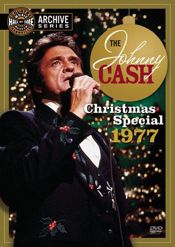 JoHNNy CaSH – CHRiSTMaS SHoW de 1977