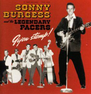 Sonny Burgess - 292x300