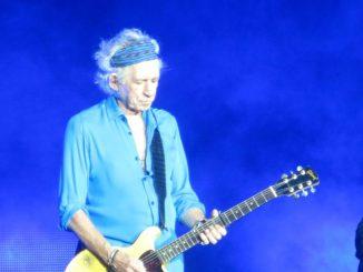 Les Rolling Stones à Marseille en 2018